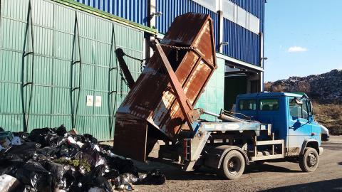 Odvoz komunalnog  otpada
