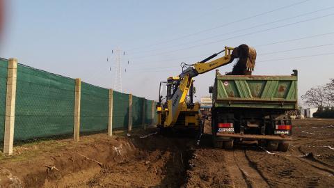 Sve vrste zemljanih radova građevinskom mehanizacijom