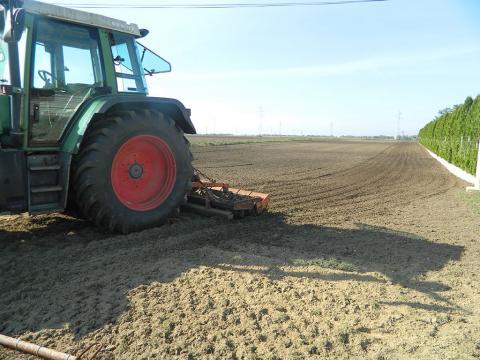 Priprema zemljišta za setvu