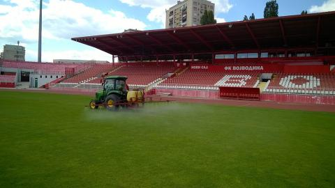 Rekonstrukcija fudbalskih i drugih sportskih terena